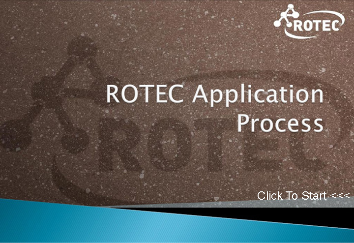 Rotec Application And Process